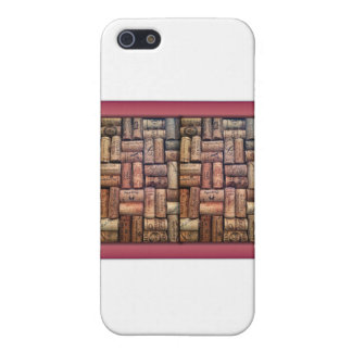 Wine Corks Collage Case For iPhone 5