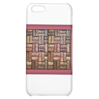 Wine Corks Collage iPhone 5C Cover