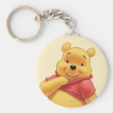 Winnie the Pooh 8 Keychain