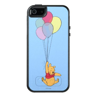 Winnie the Pooh and Balloons 2 OtterBox iPhone 5/5s/SE Case
