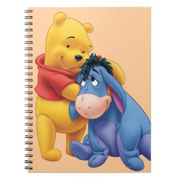 Winnie the Pooh and Eeyore Notebook