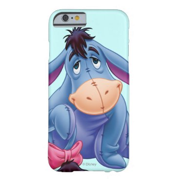 Winnie the Pooh | Eeyore Smile Barely There iPhone 6 Case