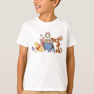 Winnie the Pooh | Hanging Stockings T-Shirt