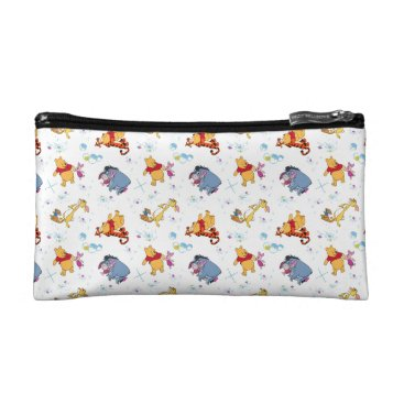 Winnie the Pooh | Hanging with Friends Pattern Cosmetic Bag