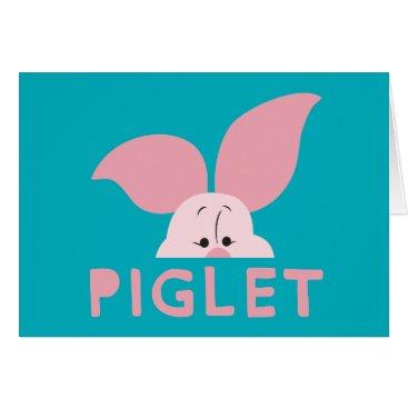 Winnie the Pooh | Peek-a-Boo Piglet