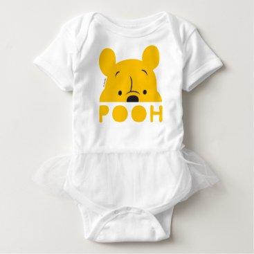 Winnie the Pooh | Peek-a-Boo Pooh Baby Bodysuit