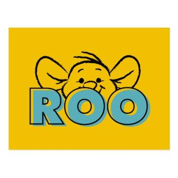 Winnie the Pooh | Roo Peek-A-Boo Postcard