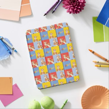 Winnie the Pooh | Tigger Bright Mosaic Pattern iPad Air Cover