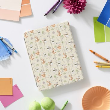 Winnie the Pooh | Tigger & Pooh Forest Pattern iPad Smart Cover