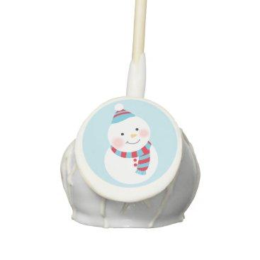 Winter ONEderland | First Birthday Cake Pops