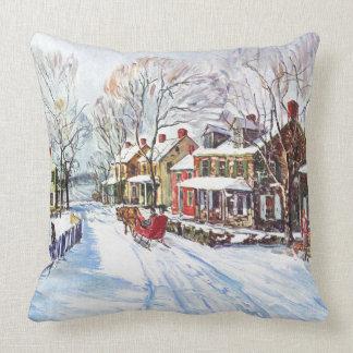Winter Wonderland Pillows