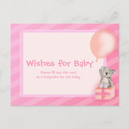 wishes for baby girl