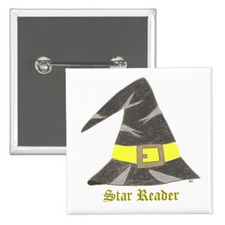 Wizard's hat , Star Reader , reward button