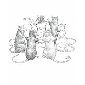 World of Rats shirt