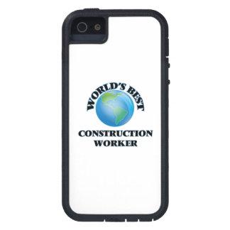 Worlds Best Construction Worker iPhone 5 Case