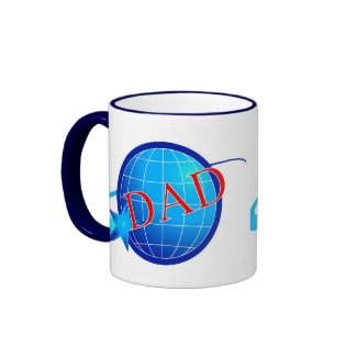 World's star DAD - Mug