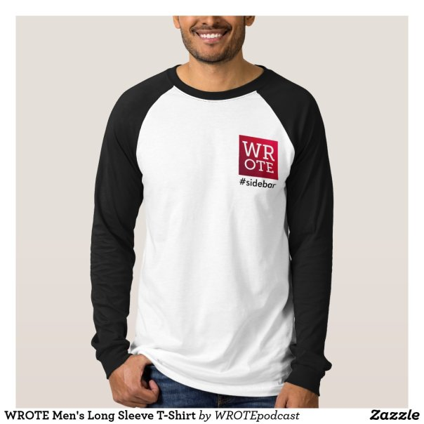 WROTE Men's Long Sleeve T-Shirt