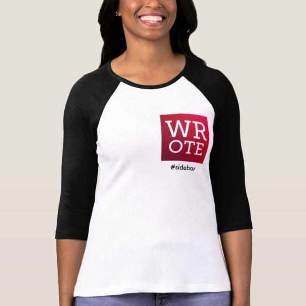 WROTE Women's Safeword Long Sleeve T-Shirt