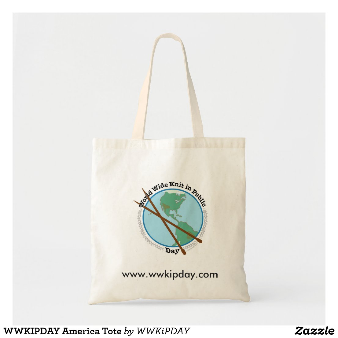 WWKIPDAY America Tote