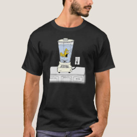 Ya Betcha I'm Stressed! (Fish in a Blender) T-Shirt