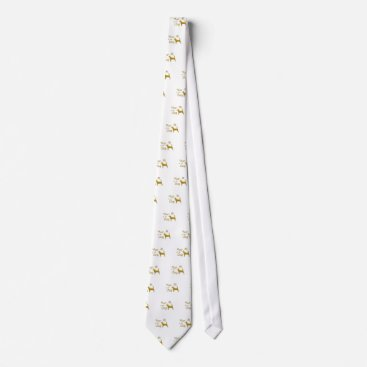 Year of the Dog - Chinese New Year Neck Tie