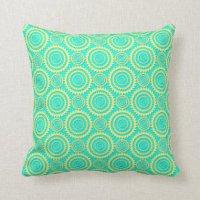 Turquoise Pillows - Decorative & Throw Pillows | Zazzle