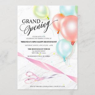https www zazzle com restaurant opening invitations