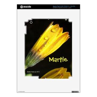 Yellow Daisy - iPad Skin