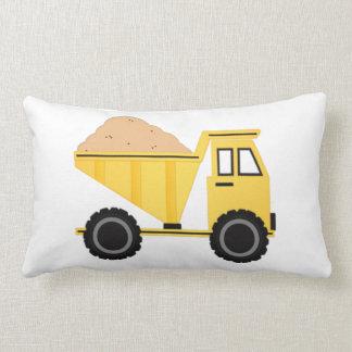 Dump Truck Pillows