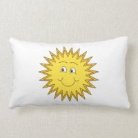 Sun Pillows - Sun Throw Pillows | Zazzle