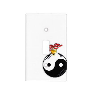 Light Switch Red Black White Double Light Switch Covers