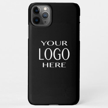 Your Logo | Simple Logo Replacement iPhone 11Pro Max Case