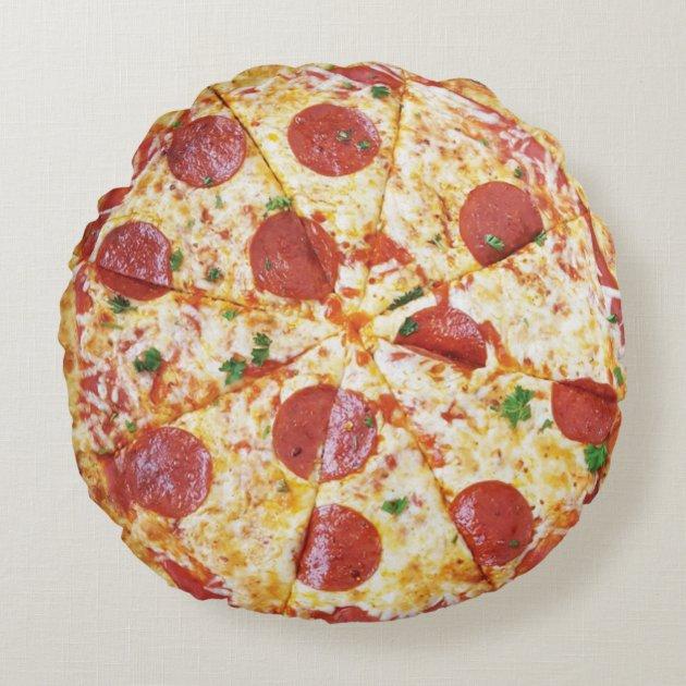 your pizza pillow zazzle