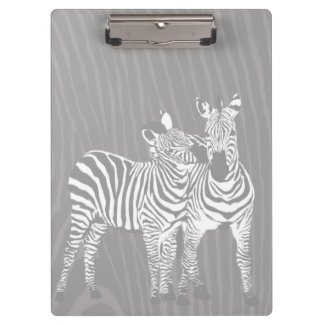 Zebra Play Clipboard