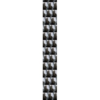 ZigZag - CricketDiane Ugly Men's Tie zazzle_tie