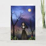 Zodiac Girls Greeting Card - Libra
