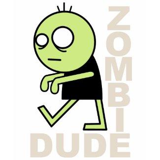 Zombie Dude shirt