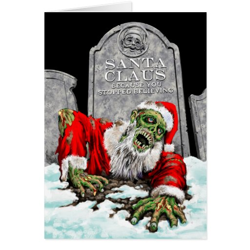 A Zombie Christmas Something For Everyone Gift Ideas