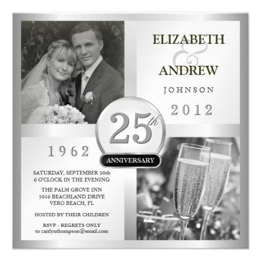 Muchas parejas acuden a las orientaciones para organizar la bodas de plata, porque desean celebrarlo como un gran evento, con ceremonia, banquete etc\u2026o
