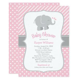 Invitaciones De Elefantes : invitaciones, elefantes, Invitaciones, Shower, Elefante, Editar, Viewer