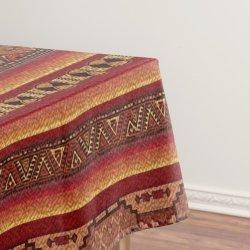 americano mantel mesa nativo estilo ropa toalha zazzle pano