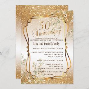 cartes anniversaire mariage 50 ans