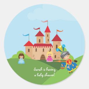 cartes anniversaire chevalier princesse