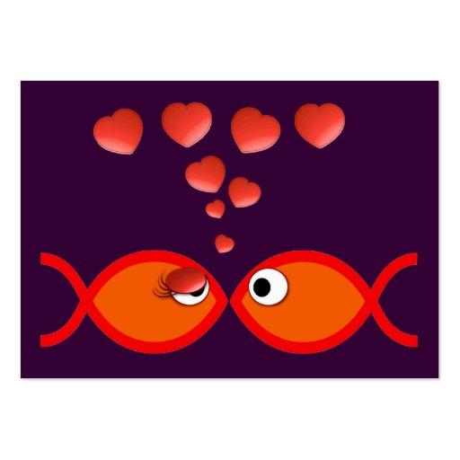 Valentine Chrtien V2 Orange Carte De Visite Grand Format