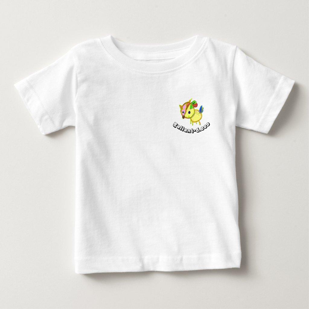 simple T-shirt バンビちゃん