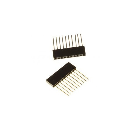 14.5mm Strip 10 ways 2 pcs (Arduino A000086)