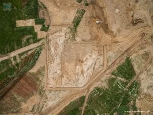 Stanowisko archeologiczne na budowie S3 - Szymanowice