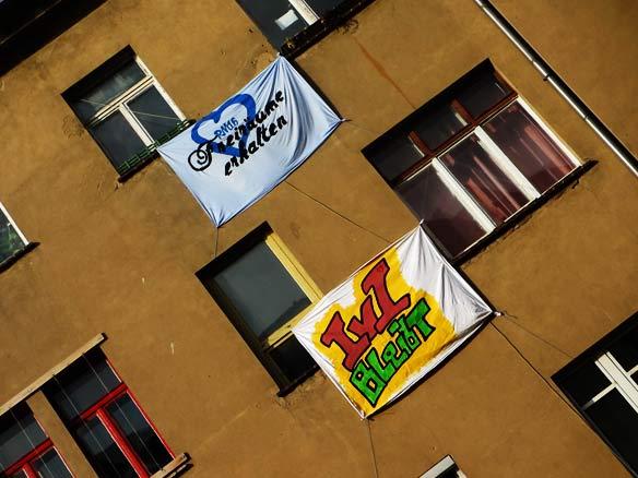 Soliaktion für IVI in Dresden