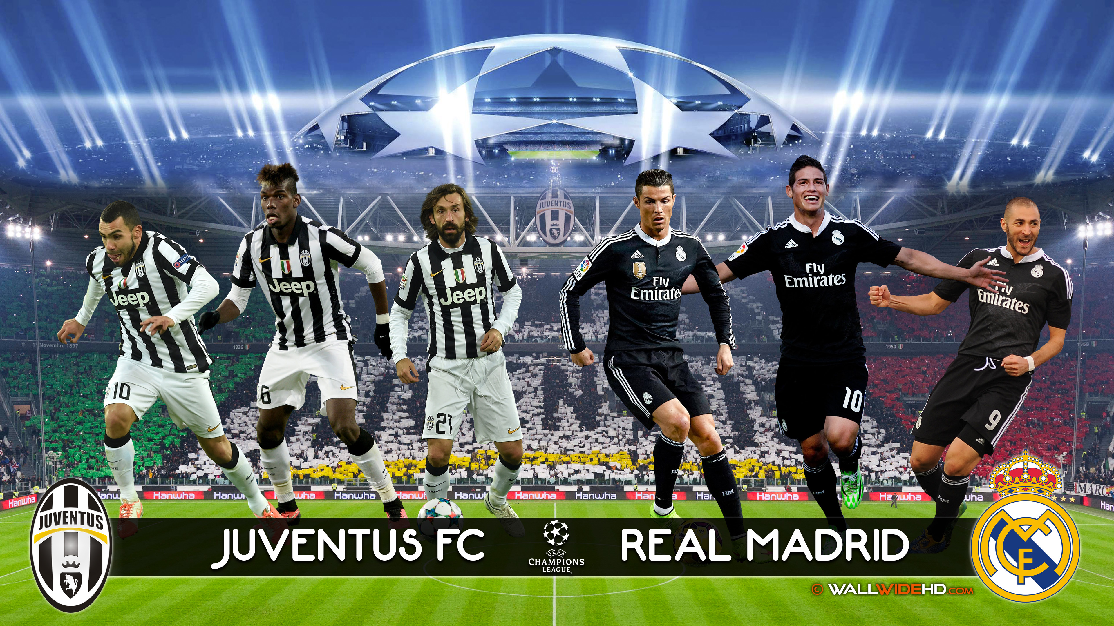 Juventus VS Real Madrid: The Semi-Final Preview – rmadrid37