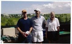 John Stoddard, Hunt Walker, Don Stone